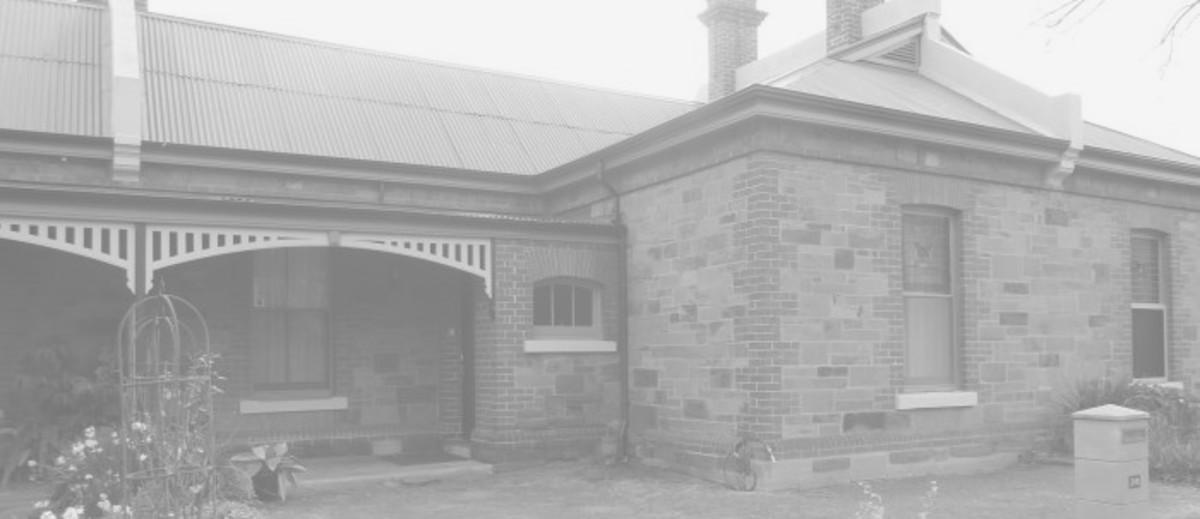 Adelaide workmen 39 s homes adelaidia for Blue stone home