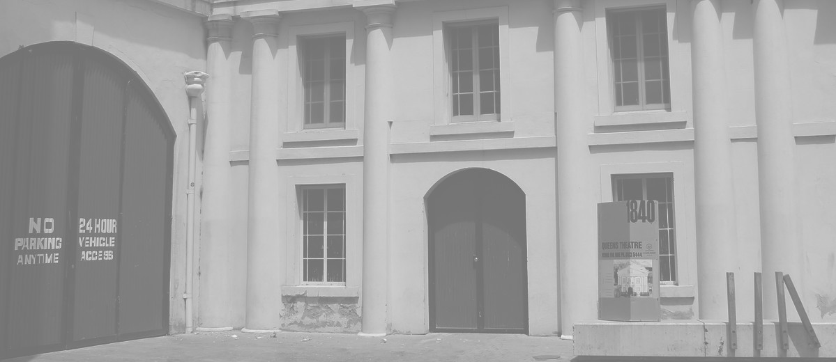 Image: building entrance