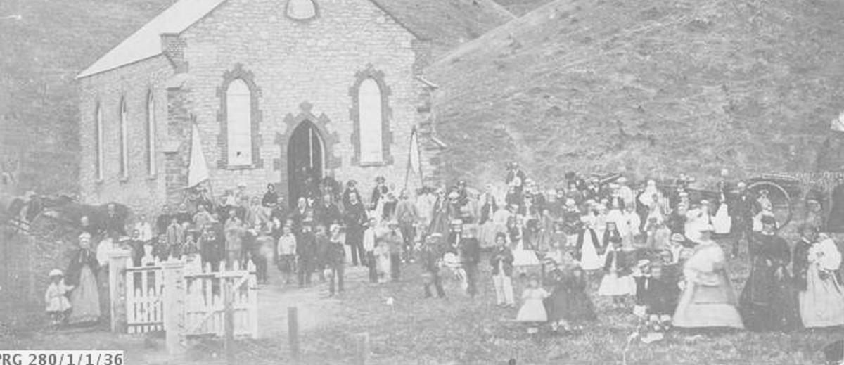 Image: Methodist Church, Noarlunga