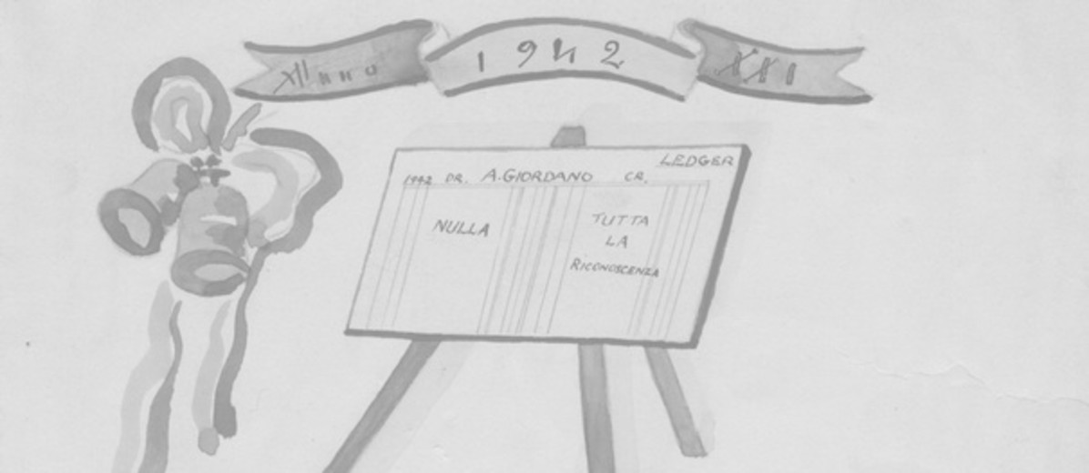 Image: hand drawn greeting card