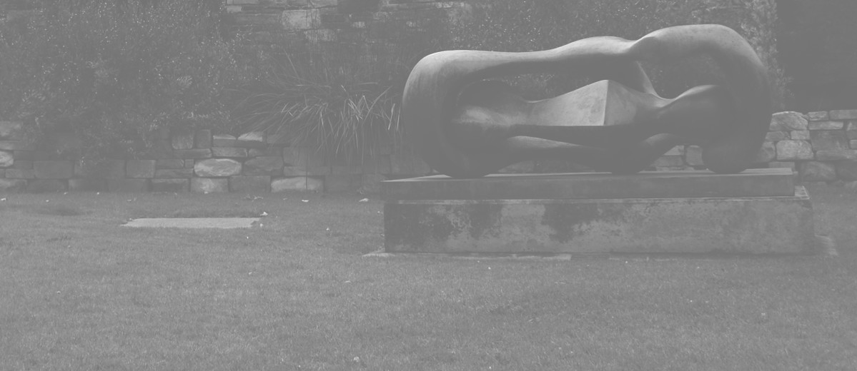 Image: Henry Moore's Reclining Connected Forms (1969)
