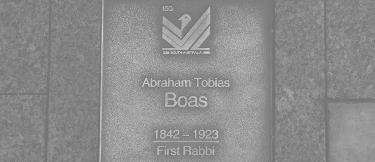 Image: Abraham Tobias Boas