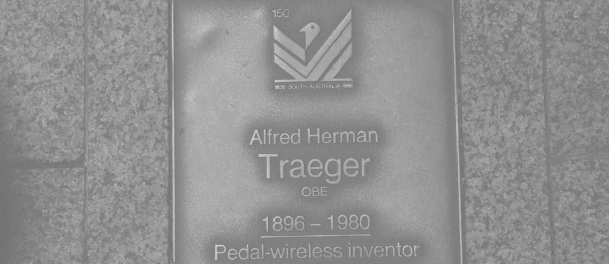 Image: Alfred Herman Traeger