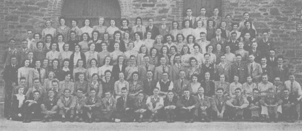 Youth camp at Gawler, 1946