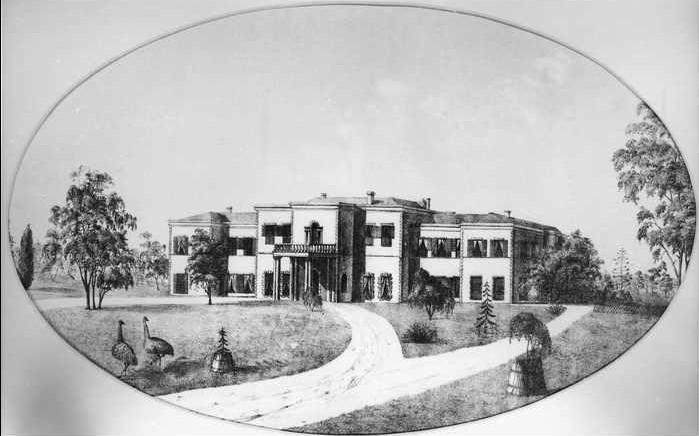 Government House Adelaidia