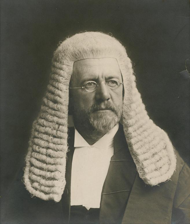 Sir Samuel James Way Bart Pc Adelaidia