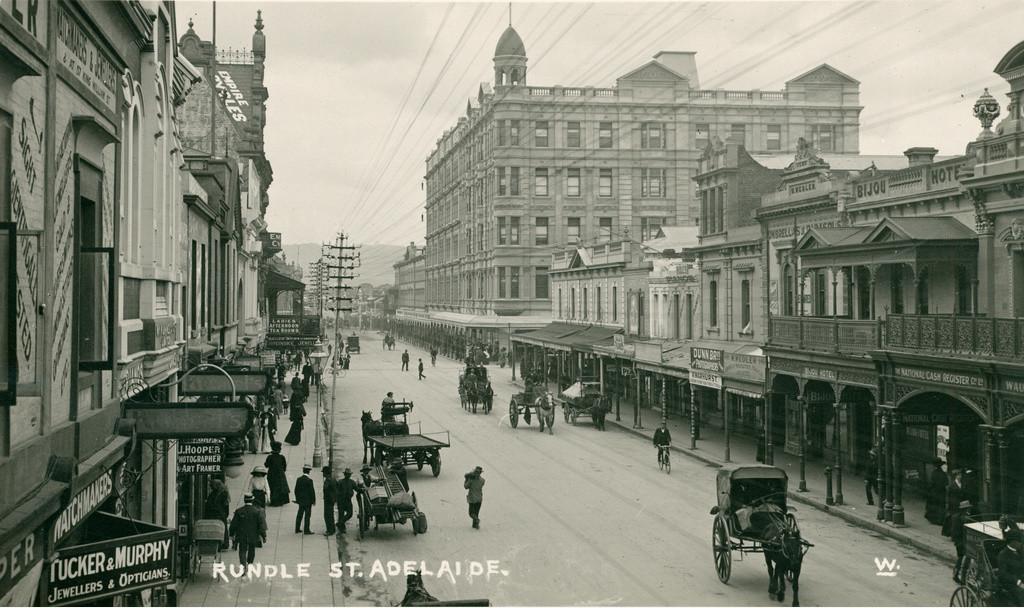 Rundle Street Adelaidia