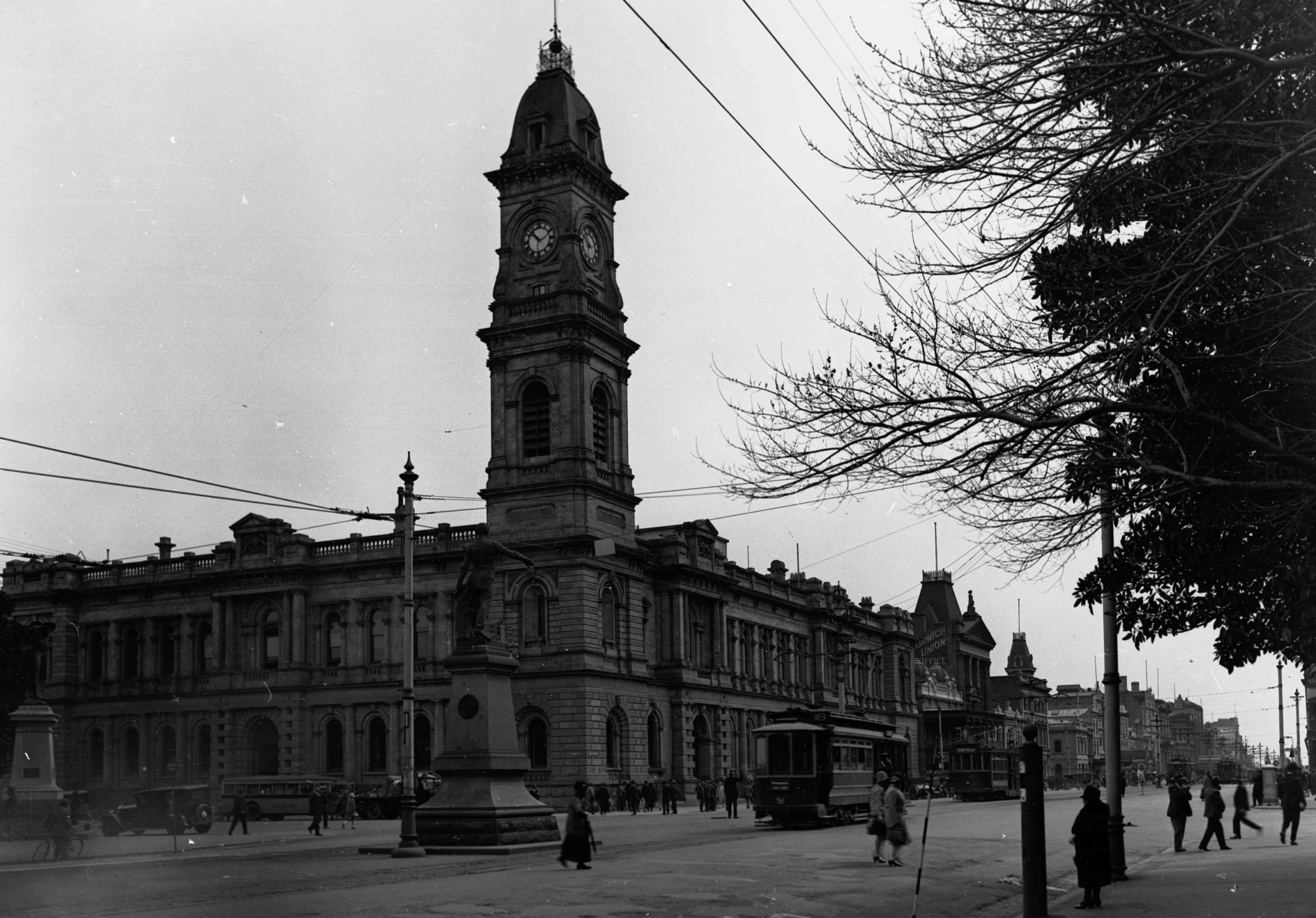 Adelaide General Post Office Adelaidia