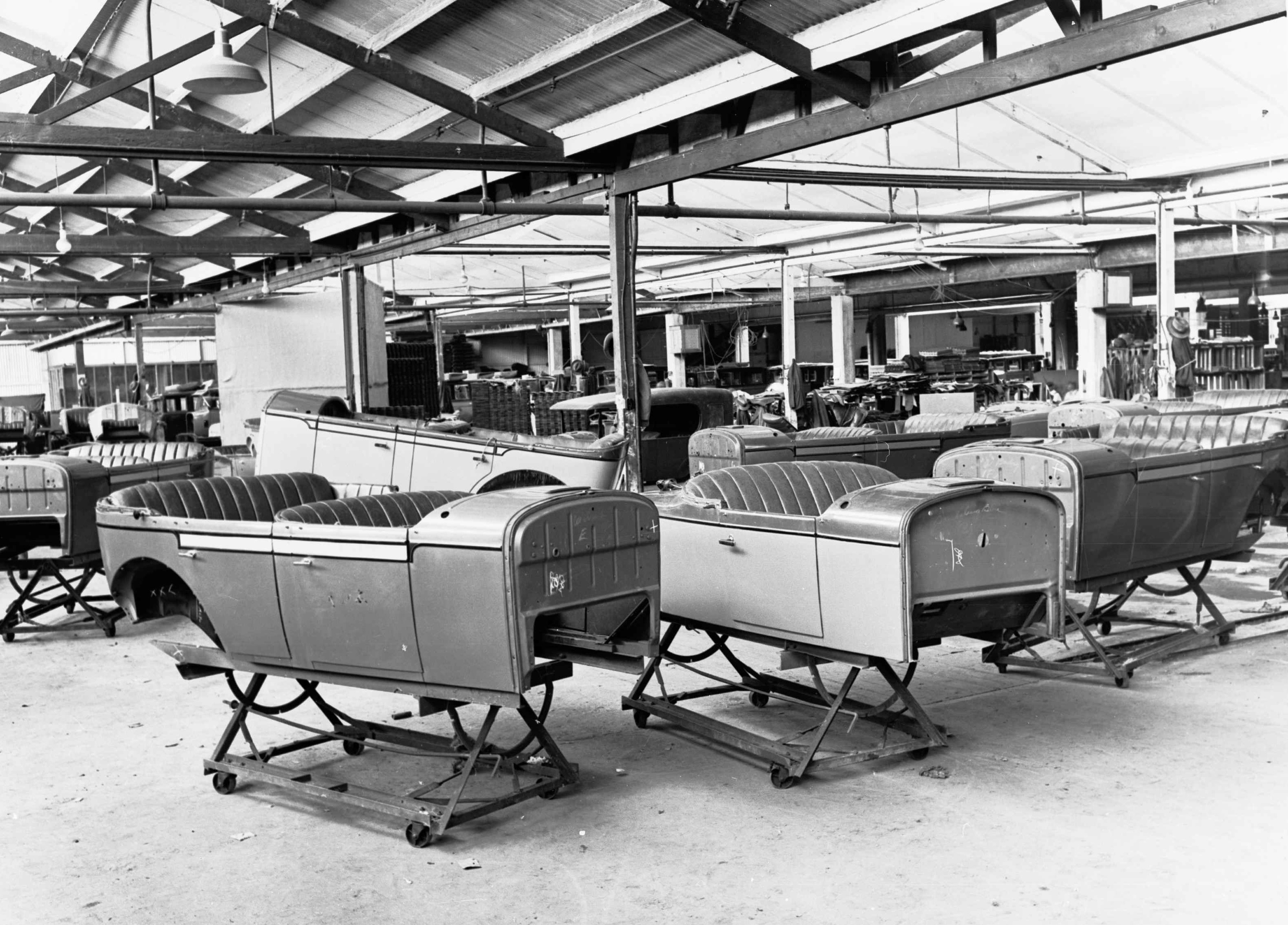 Holden Car Manufacturing Company Country