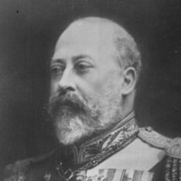 Portrait of King Edward VII, prior to 1910