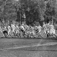 Image: Men running in a race
