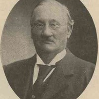 Image: Portrait of a man with a mustache