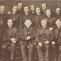 Image: a group of Catholic clergymen