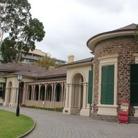 Image: large stone building