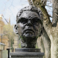 Image: Bust of Sir Mark Oliphant
