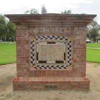 Image: John Jefferson Bray Memorial Fountain