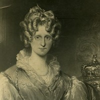 Image: portrait of woman