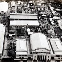 Image: Aerial view of buildings