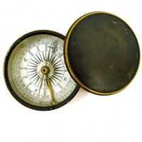 John William Billiatt's compass