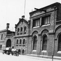 West End Brewery, Hindley Street, 1925