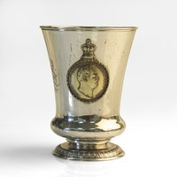 Image: silver cup