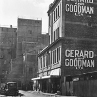 Image: Exterior view of Gerard and Goodman Ltd Building
