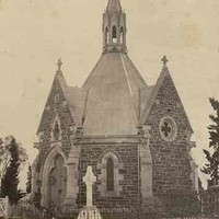 Smythe Memorial Chapel, West Terrace Cemetary.