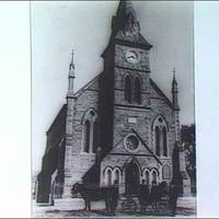Image: Large stone church