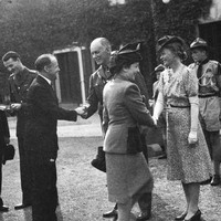 Image: group of people meeting and shaking hands