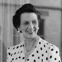 Image: Lady Constance Bonython, c.1950. As Lady Mayoress of Adelaide, Lady Bonython officially opened Princess Elizabeth Playground in 1929