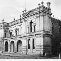 Image: Street view of the German Club on Pirie Street