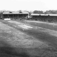 Image: Test Match cricket, 1937