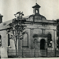 Grote Street Chapel, as enlarged, 1873