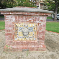 Image: John Jefferson Bray Memorial Fountain