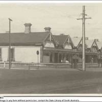 Adelaide's West-End - West Terrace, ca 1949