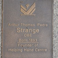 Image: Bronze Plaque engraved with