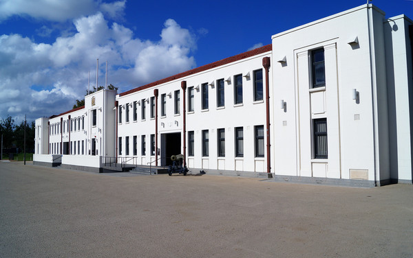 Drill Hall & Training Depot, Torrens Parade Ground
