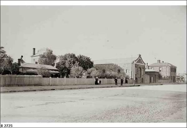 South Terrace, 1901