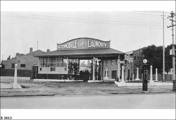 Automobile Laundry, West Terrace, Adelaide