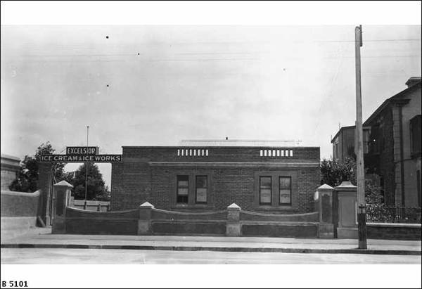 South Terrace east, 1929