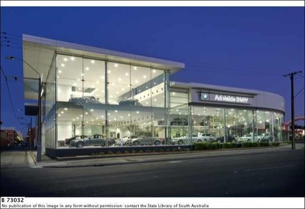 Adelaide Motors on West Terrace