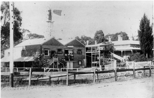 Cooper & Sons brewery on Statenborough Street, Leabrook, c. 1893