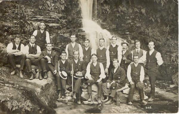 Image: Port Adelaide Football team