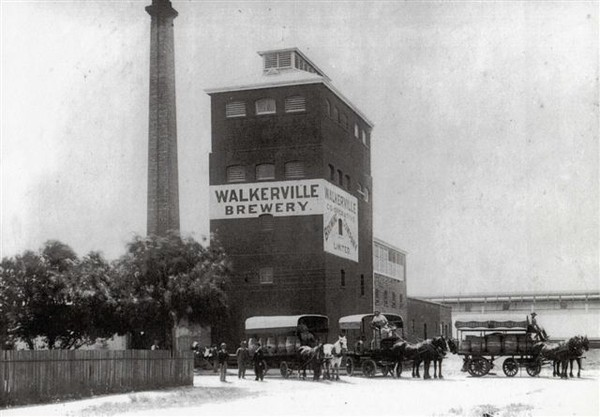 Walkerville Co-operative Brewery, Thebarton, 1900s