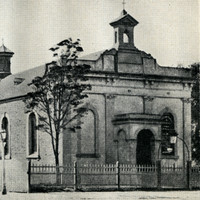Grote Street Chapel, 1873