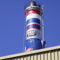 Unveiling the colours of the SANFL premiers, 5 October 2010