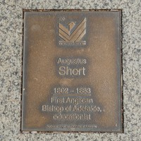 Image: Augustus Short Plaque
