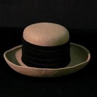 Image: brown hat